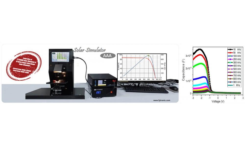SOLAR SIMULATOR – C - V ANALYZER SYSTEM
