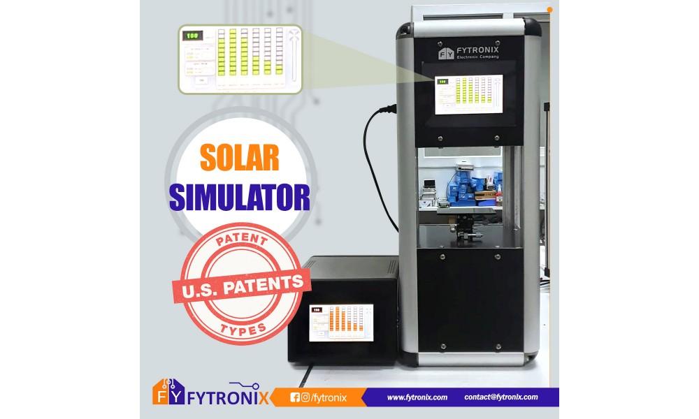 Solar simulator   FYS 8000