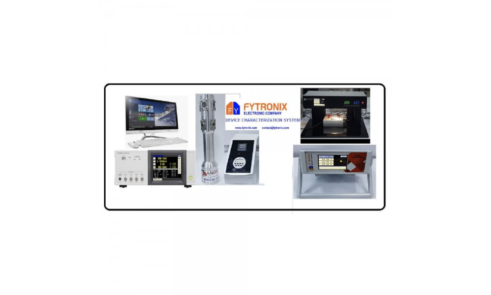 ELECTRONIC DEVICES CHARACTERIZATION SYSTEM