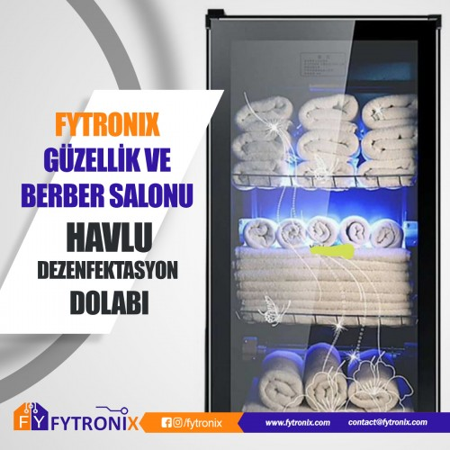 Fytronix Beauty and Barber Shop Towel Disinfection Cabinet