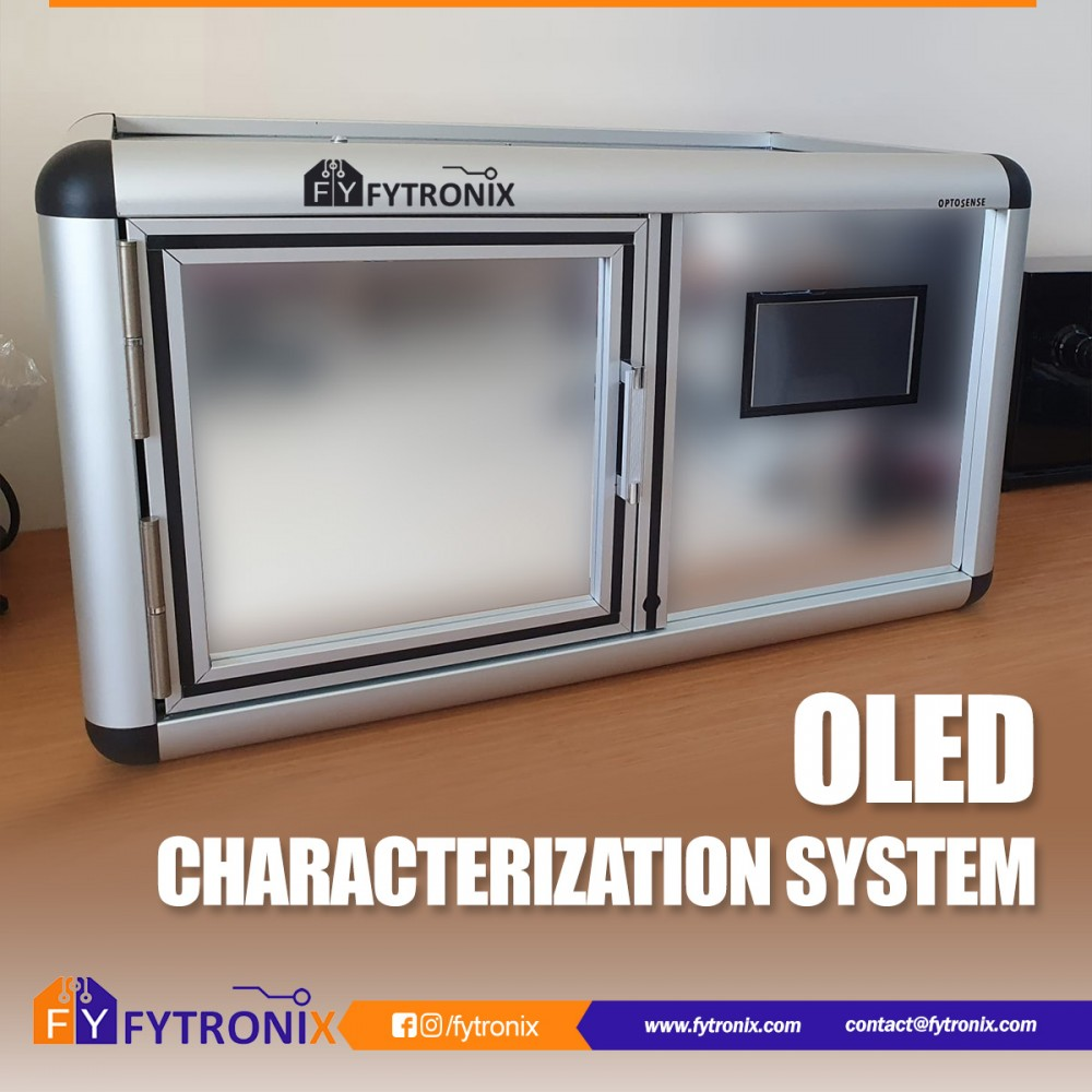 OLED CHARACTERIZATION SYSTEM