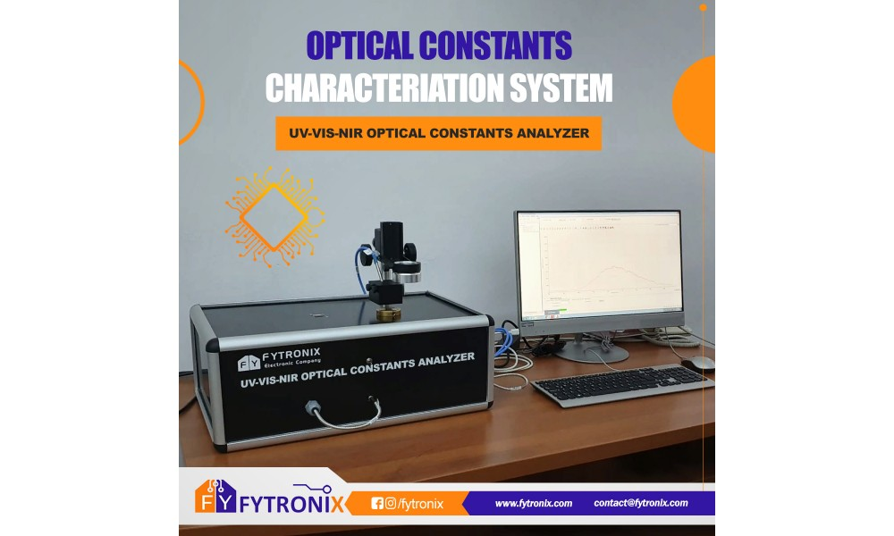 Optical Constants Characteriation System