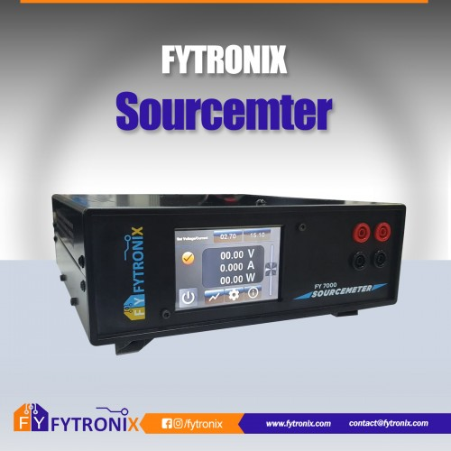IV Tracer and Sourcemeter